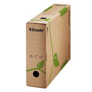 50 boîtes archives Eco dos 8 cm