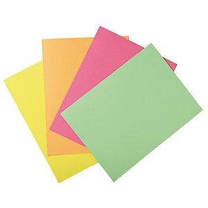50 mappen 1 klep SUPER 250 geassorteerde kleuren