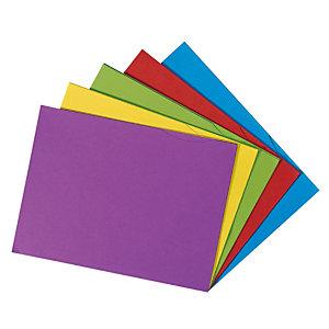 50 mappen met 2 kleppen ROCK'S 220 geassorteerde kleuren