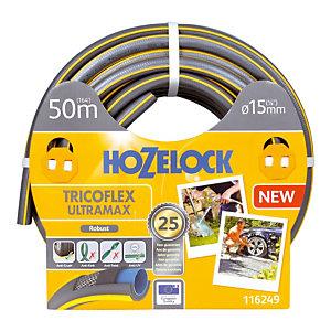 50 m tuyau Tricoflex Ultramax  ø 15 mm Hozelock