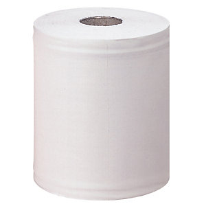6 bobines d'essuyage à dévidage central, 450 formats