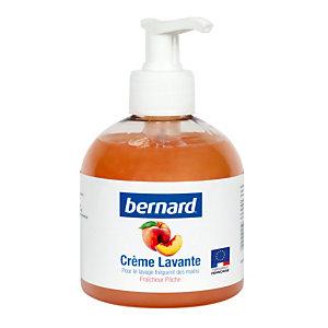 6 handwascrèmes Bernard perzik 300 ml