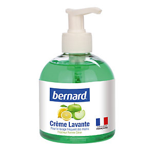 6 handwascrèmes Bernard appel-citroen 300 ml
