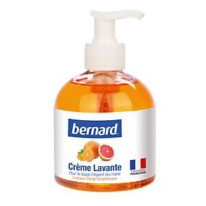 6 handwascrèmes Bernard sinaas-pompelmoes 300 ml