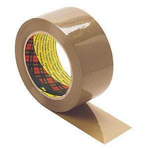 6 rollen PVC kleefband 6890 Scotch 3M 50 mm x 100 m