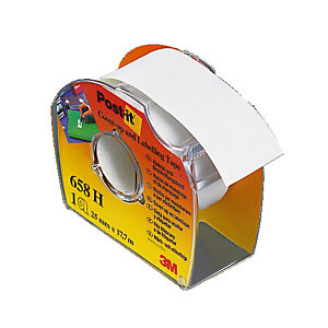 6 rouleaux de bandes de masquage Post-it® 25,4 mm x 17,7 m