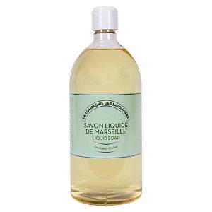 6 Savons liquides  de Marseille La Compagnie des Savonniers 1 L