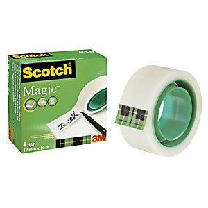 6 SCOTCH® Magic 19 mm x 10 m onzichtbare kleefbanden