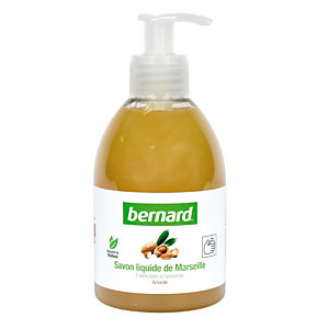6 vloeibare Marseillezepen Bernard 300 ml amandel