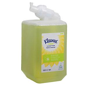 6 vullingen schuimzeep Kleenex Fresh 1 L