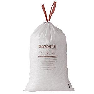 80 zakken speciaal voor vuilnisbakken met pedaal 30 L