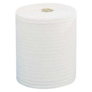 9 mini rollen handdoekpapier Tork Reflex met centrale afrolling, 200 vellen