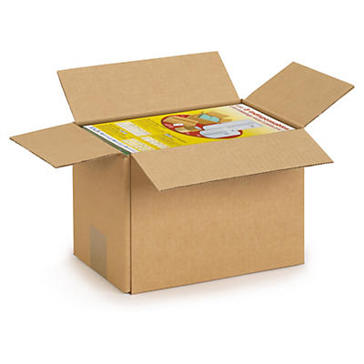 A5 single wall cardboard boxes