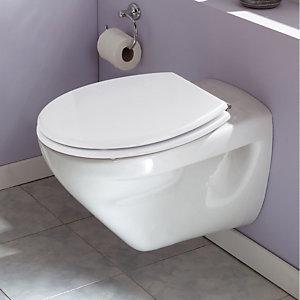 Abattant wc bois compressé
