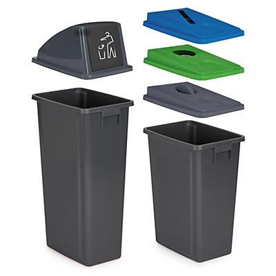 Conteneur pour tri des déchets##Abfallbehälter für Mülltrennung