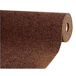 Absorberende bruin gangmat Passage, breedte 0,67 m
