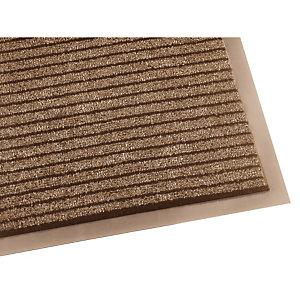 Absorberende onthaaltapijt Linea 0,87 x 1,47 m bruin