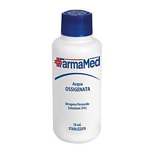 Acqua Ossigenata FarmaMed, Flacone 250 ml