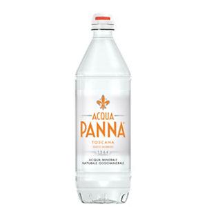 ACQUA PANNA Acqua Minerale Naturale Oligominerale, Bottiglia in plastica, 750 ml (confezione 6 pezzi)