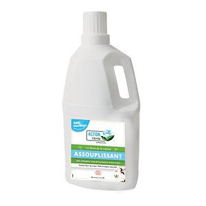 Action Verte Assouplissant concentré écologique - parfum fleurs de coton - Bidon 5L
