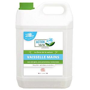 ACTION VERTE Liquide vaisselle écologique HACCP Action Verte 5 L
