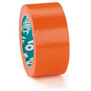 Adhésif polyéthylène pour bâtiment orange ADVANCE