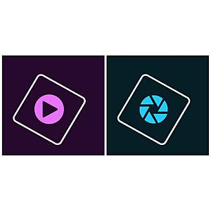 Adobe Photoshop Elements 2021 & Premiere Elements 2021, Français, 1 licence(s) 65312932