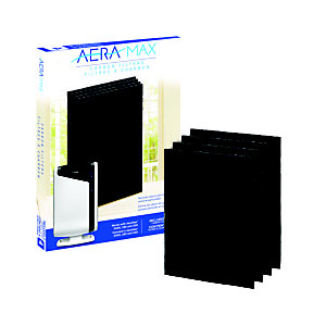 AeraMax® Filtro carbono para purificador DX95, Pack 4 unidades