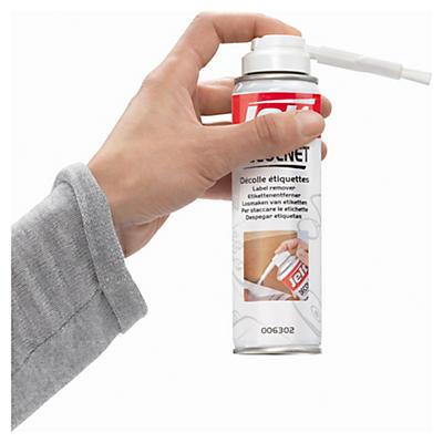 Aérosol décolle étiquettes Decolnet JELT