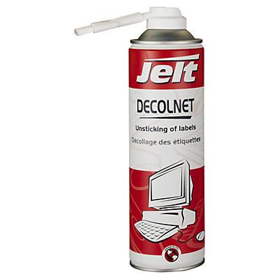 Aérosol décolle étiquettes Jelt Decolnet