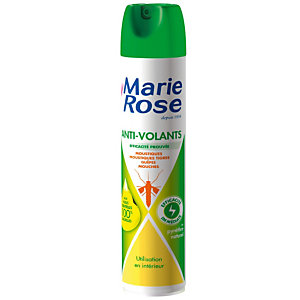 Aérosol insecticide anti-volants Marie Rose 300 ml