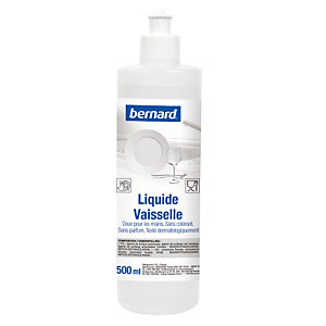 Afwasmiddel Bernard gevoelige huid 500 ml