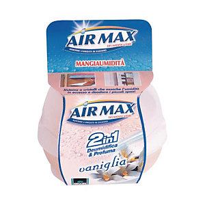 AIR MAX Mangiaumidità Profumatore d'ambiente Vaniglia 2 in 1  40 g