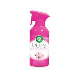 Air Wick Désodorisant aérosol Pure - 250 ml - Fleurs de cerisier d'Asie