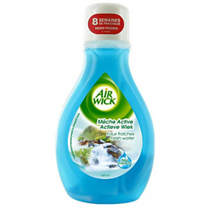 Air Wick Désodorisant à mèche - Odorstop montagnes  - 375 ml