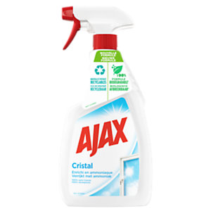 Ajax Nettoyant vitres Cristal - Spray 750 ml
