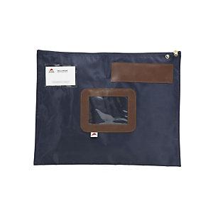 Alba Pochette à courrier en nylon imperméable  6 42x32 cm bleu