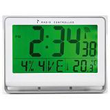 Alba Reloj digital radiocontrol