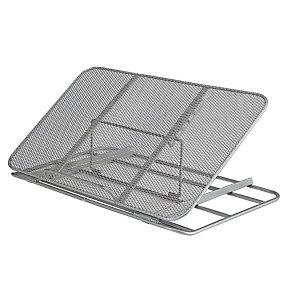 Alba Supporto ergonomico per notebook MeshStand, Grigio