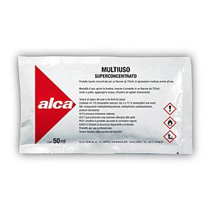ALCA Kit 10 bustine monodose da 50 ml Multiuso Superconcentrato + Flacone spray da 750 ml