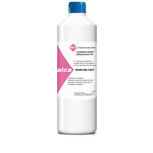 ALCA Lavamani liquido idroalcolico MANI-GEL FAST, 1 l