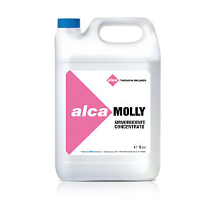 ALCA Molly Ammorbidente per bucato profumato, Tanica 3 litri