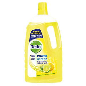 Allesreiniger Dettol Power & Fresh citroen 1,5 L