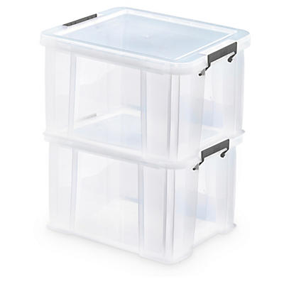 Allstore Stacking Storage Containers