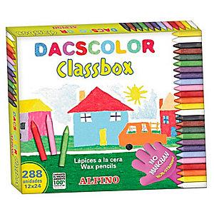ALPINO Dacscolor Classbox Ceras colores surtidos