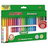 ALPINO Rotuladores de punta de 3 mm en colores surtidos