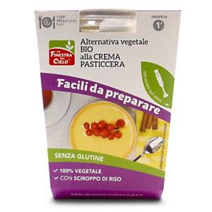 Alternativa vegetale alla crema pasticcera senza glutine BIO, 80 g