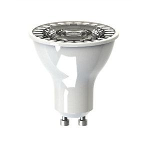 Aluminor Luminaires Ampoule spot LED 5W - culot GU10, 365 lumens, 4000K, Classe A+