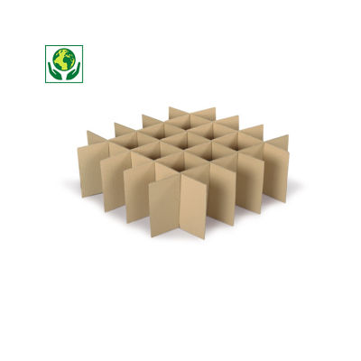 Alveolare in cartone per scatole trasloco