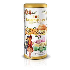 Amaretti soffici Baratti & Milano, Barattolo in latta (confezione 145 grammi)